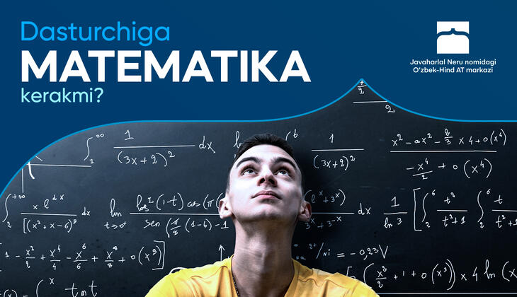 Dasturchiga matematika kerakmi?
