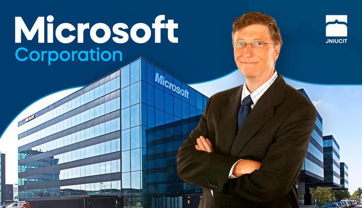 Microsoft Corporation haqida